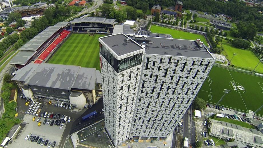 lerkendal - stadion - Rosenborg