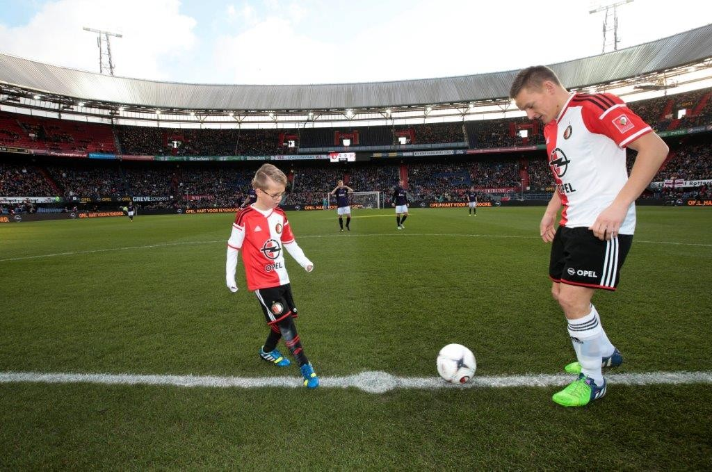 Feyenoord Rotterdam European Football For Development Network