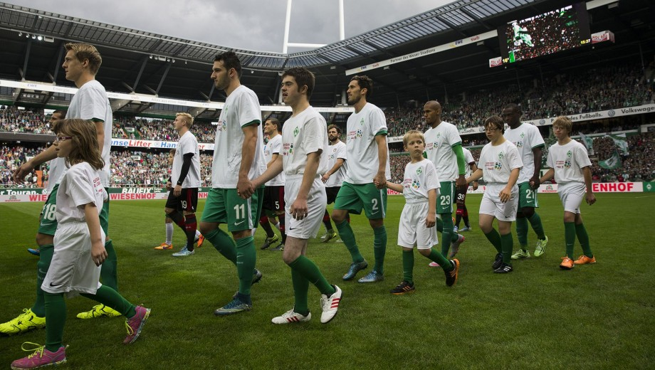 Werder Bremen - Darmstadt Inclusion