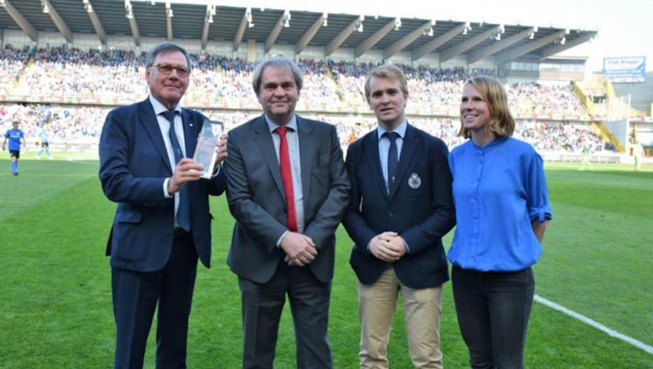Club Brugge Award
