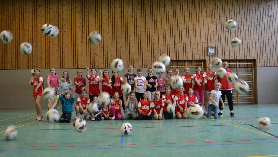 Mainz 05er Klassenzimmer