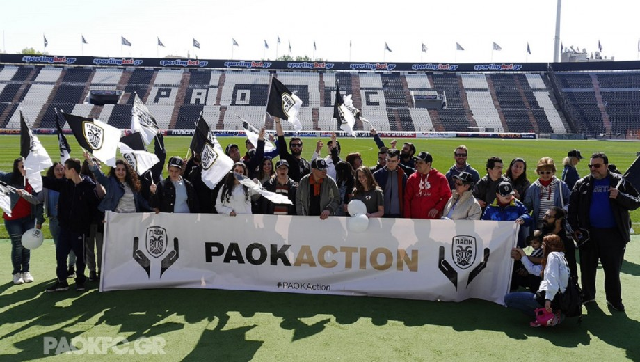 PAOK Action Intro