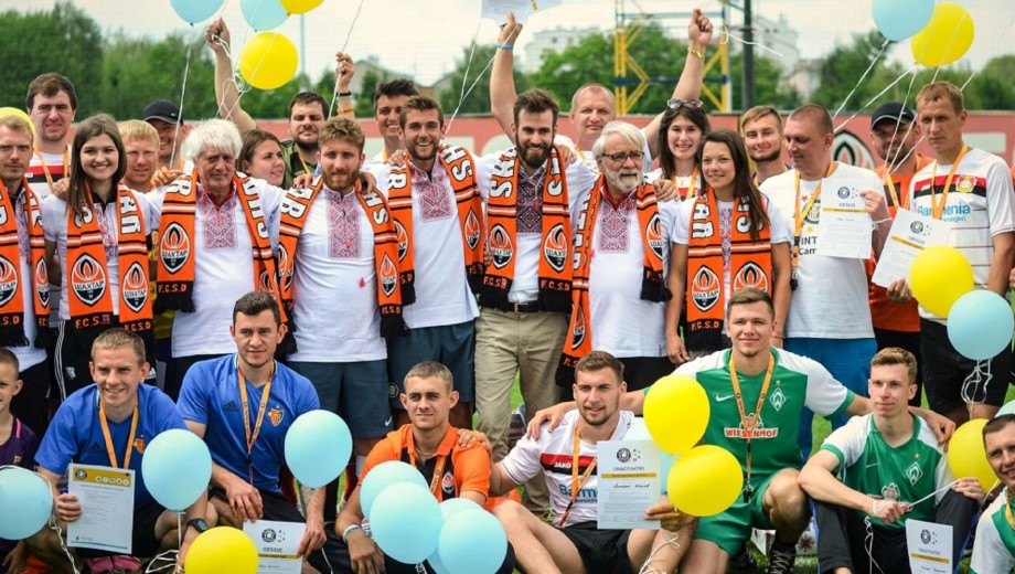 Young Coaches Ukraine