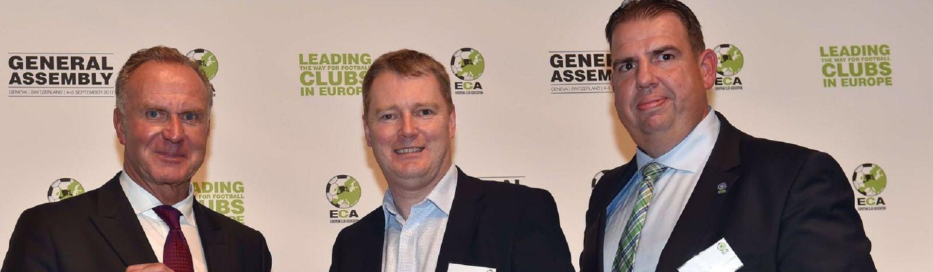ECA CSR Award 2017