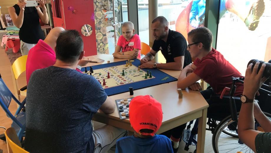 VUmc Kinderstad playground