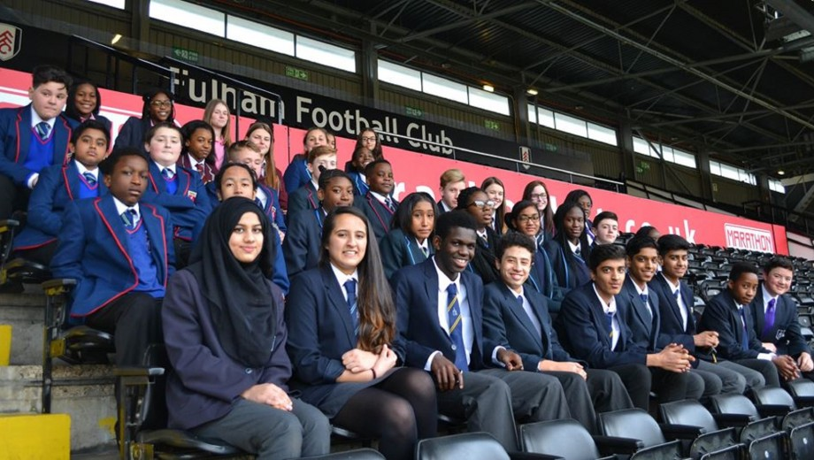 Education and Football, Fulham FC Foundation