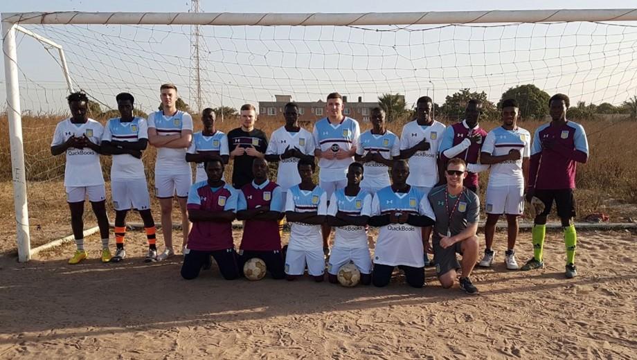 FootballTeamGambia