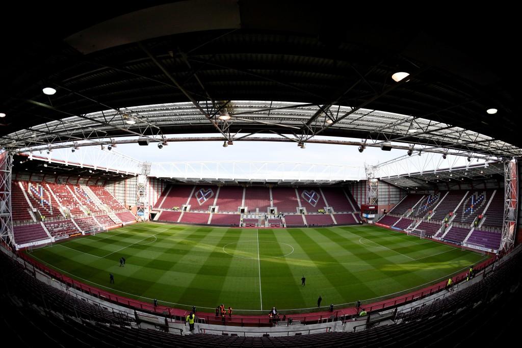 Hearts stadium