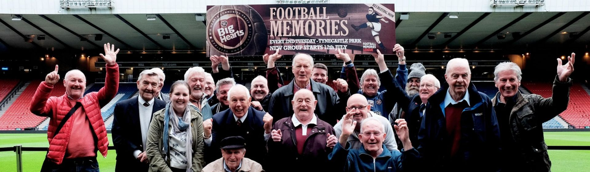Hearts FC - Football Memories