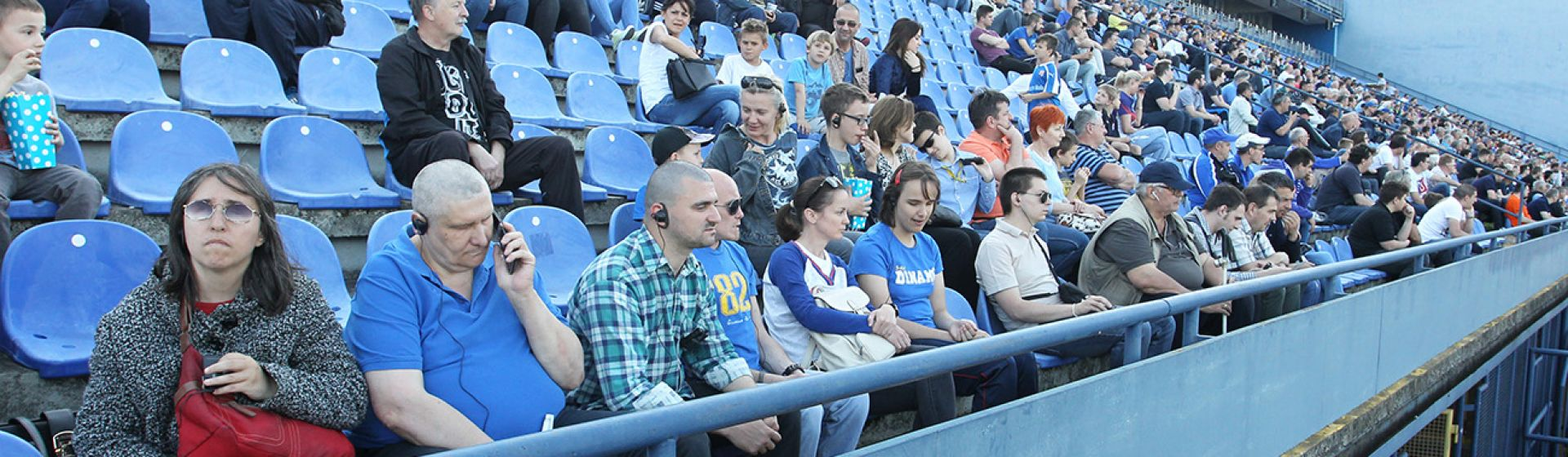 GNK Dinamo Zagreb - Feel the game = see the game