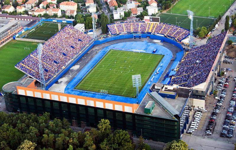 GNK Dinamo - Maksimir stadium