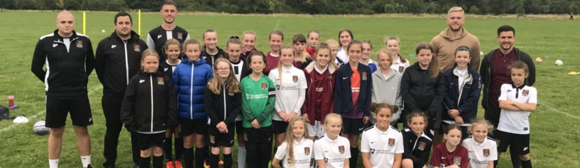 Northampton - PL Girls programme