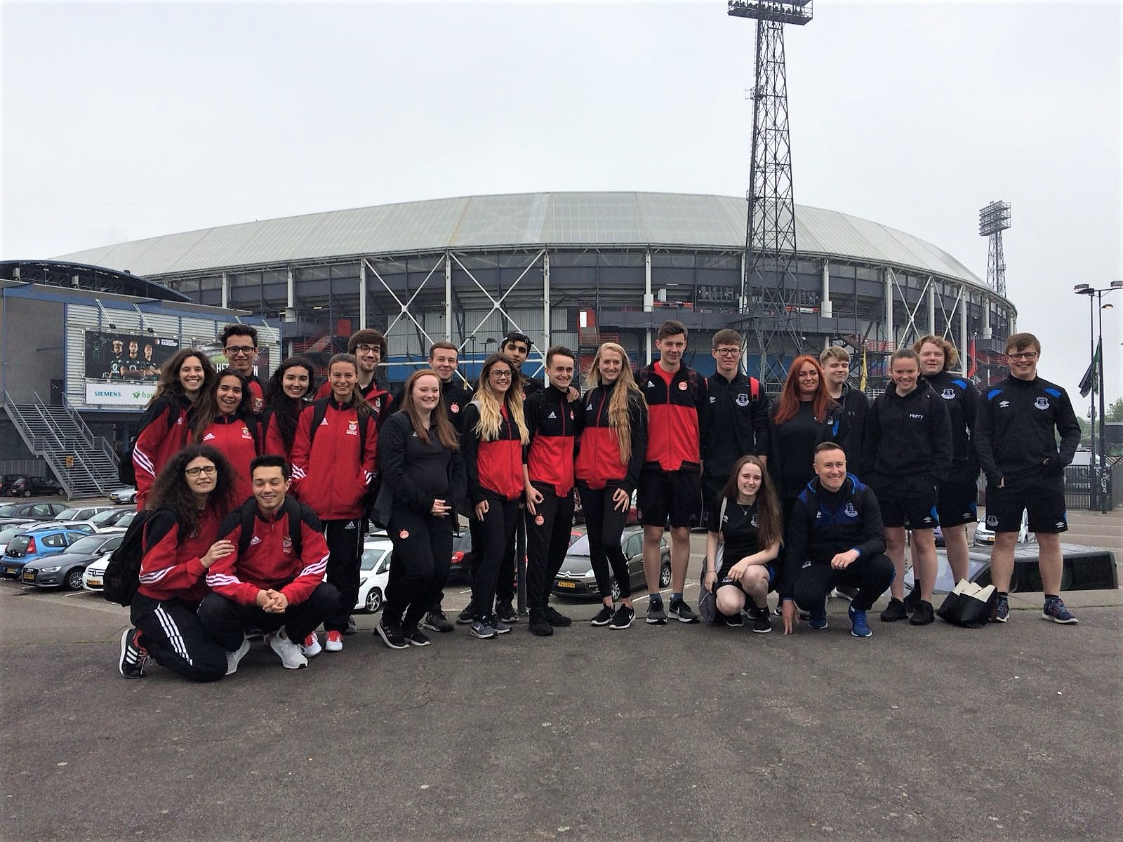 EFDN Youth Exchange - Rotterdam
