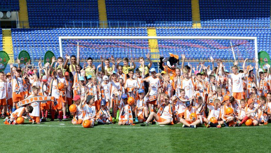 Football festival for children - FC Shakhtar