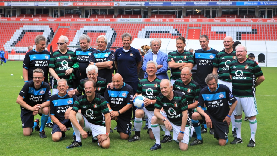 PSV Walking Football Tournament