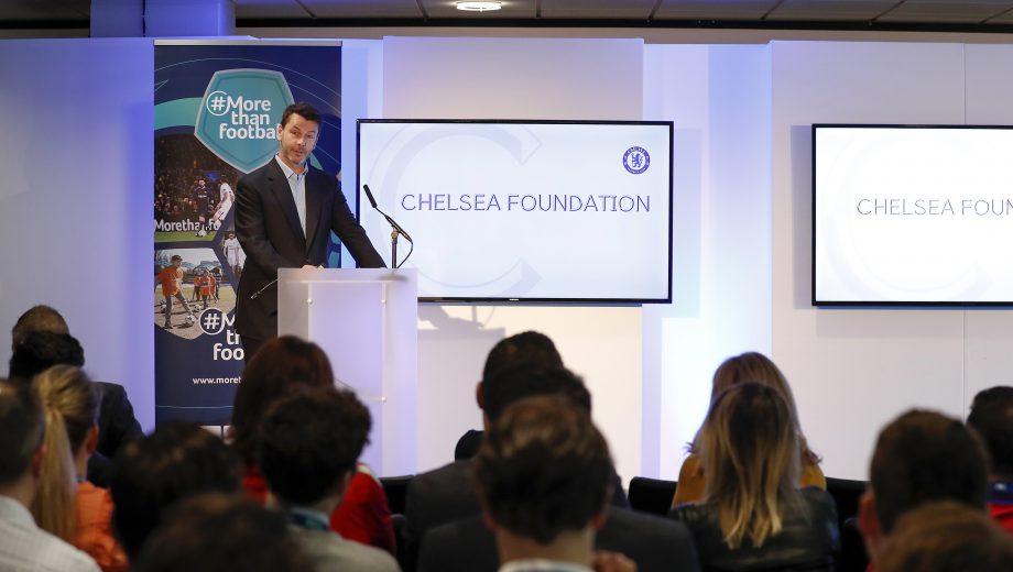 Simon Taylor, Chelsea Foundation