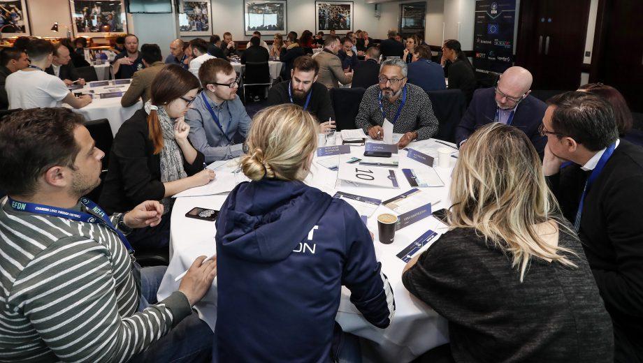 2nd EFDN Roundtables
