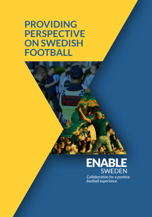 ENABLE Sustainability Report Cover