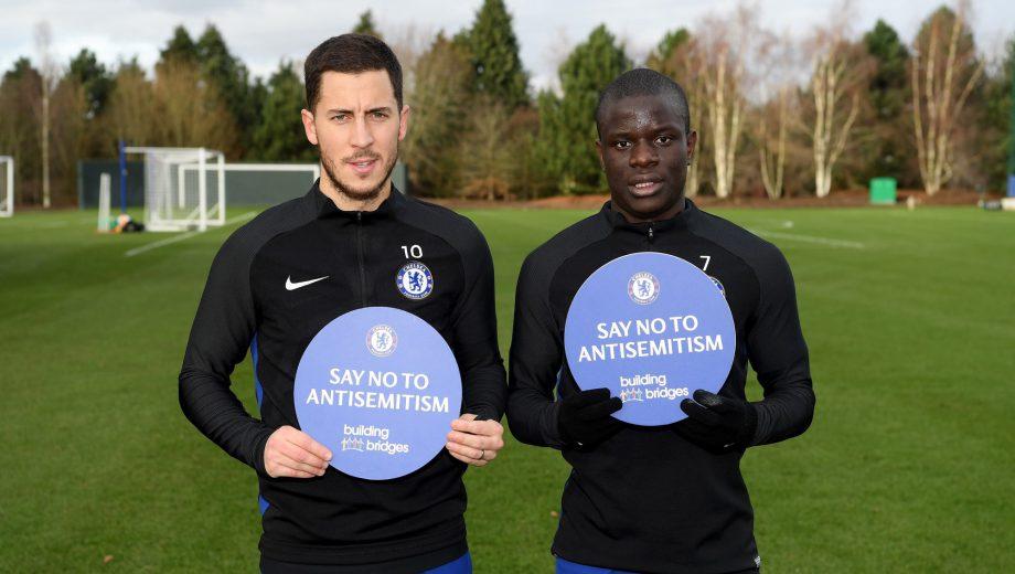 Hazard & Kante antisemitism