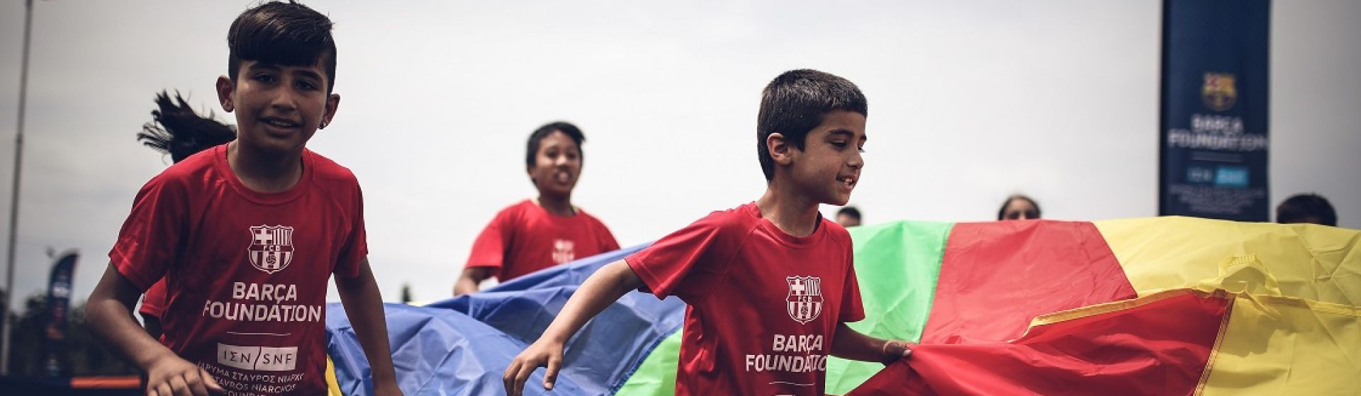 Barça Foundation FutbolNet Greece