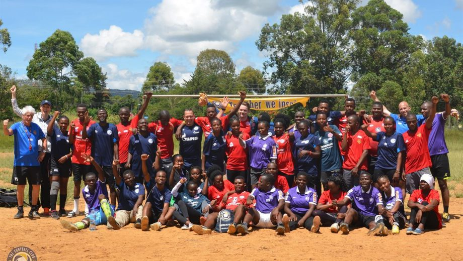 FCSA Tanzania header