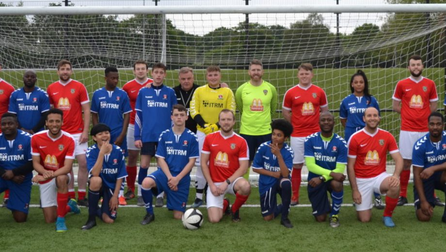 Charlton Athletic National County Lines