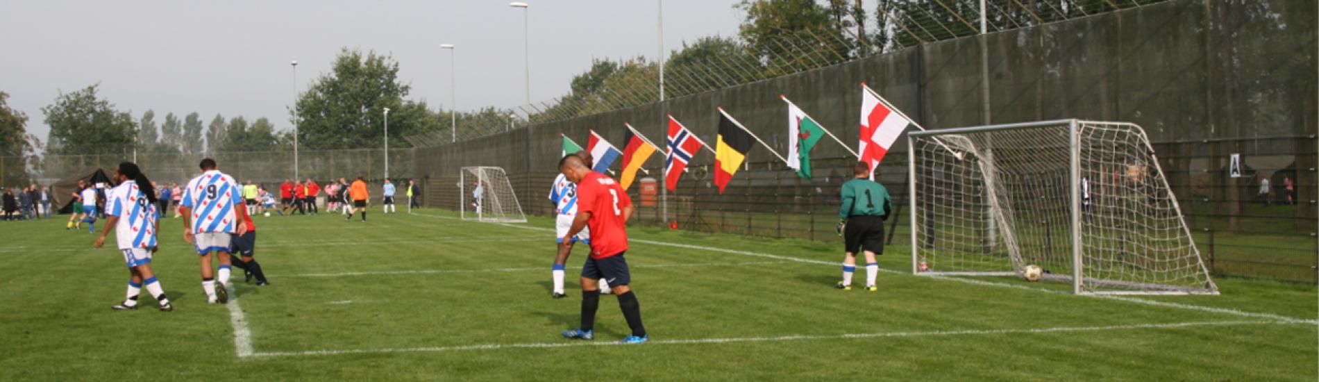 Football Works Festival Programme Header