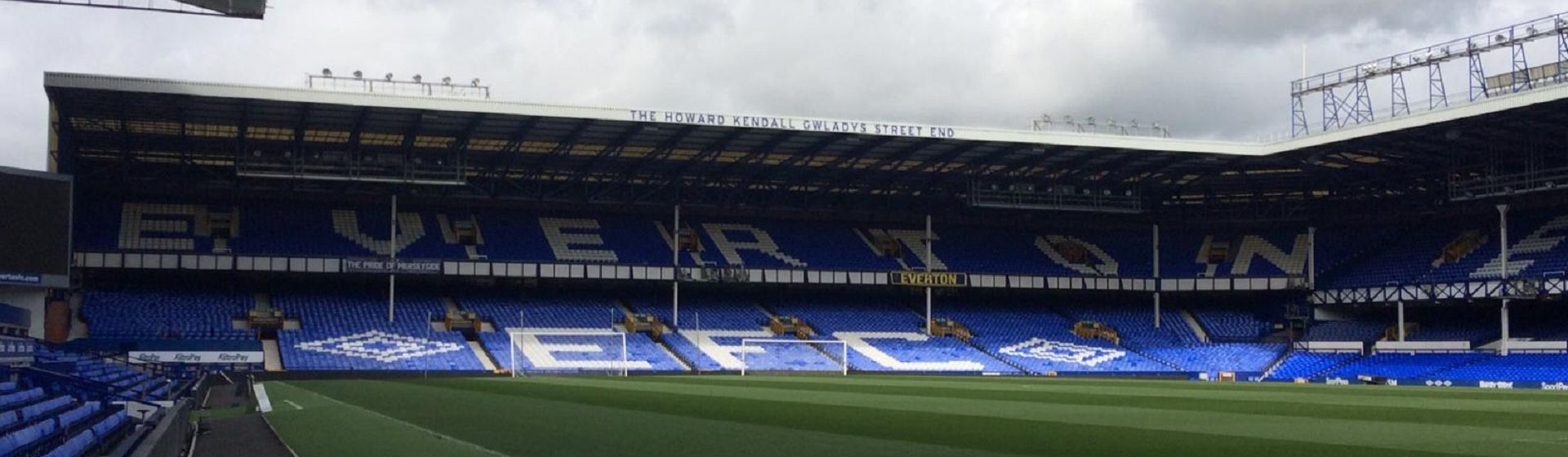 Goodison Park - venue for Welcome through Football 2nd meeting