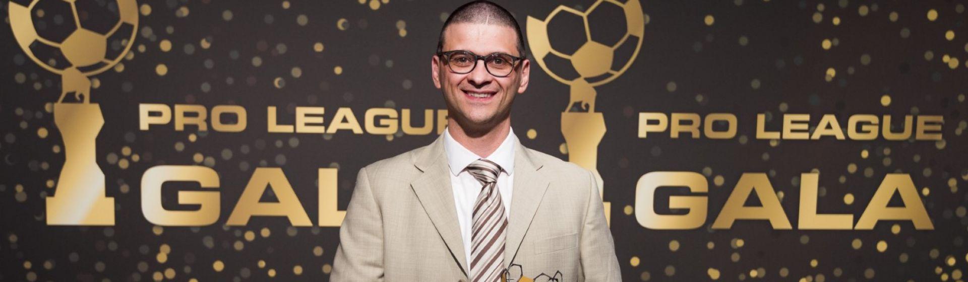 KAA Gent award header