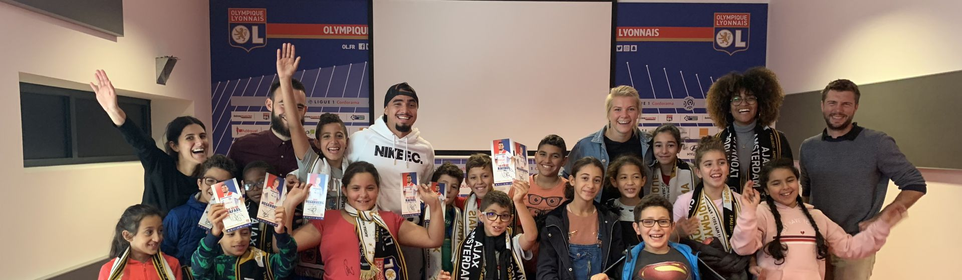 Ma Chance, Moi Aussi - Olympique Lyonnais Fondation