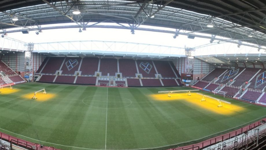 Tynecastle Hearts Innovation Centre
