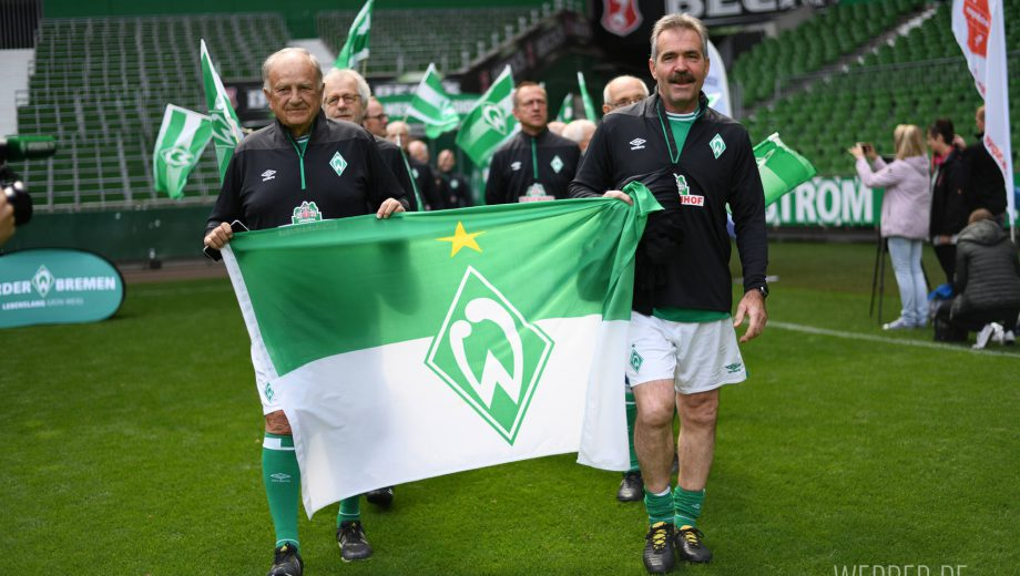 Werder Bremen Walking Football