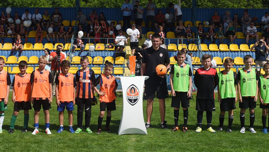 Shakhtar Come On, Let's Play Final