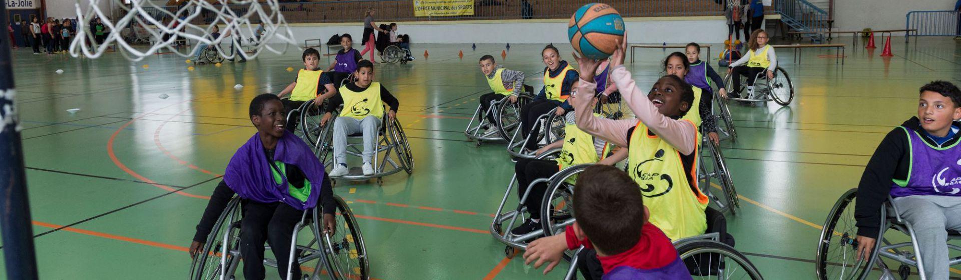 PSG Children First disability 2 days header
