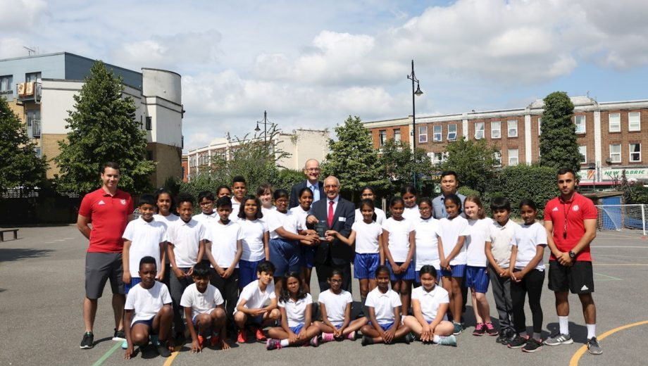 Southall MP attends Brentford FC CST Move & Learn event header