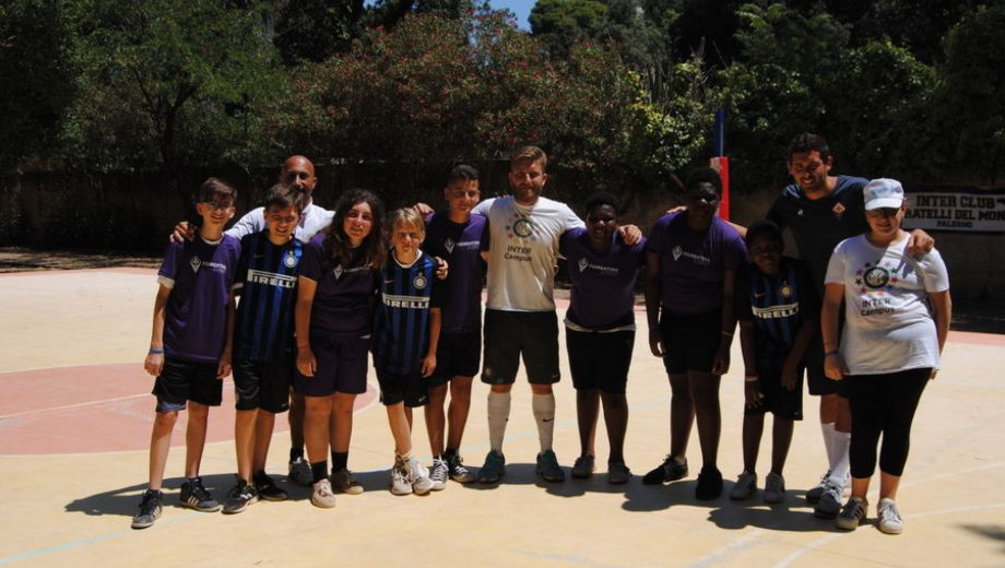INTER & FIORENTINA AT BEYOND LAMPEDUSA header