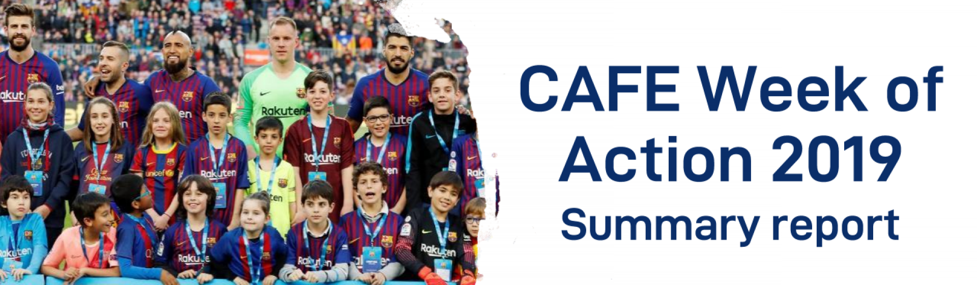 CAFE Week of Action 2019 Report header
