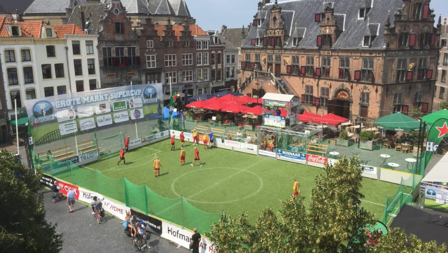 NEC International Oldstars tournament