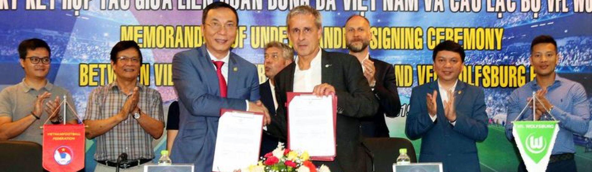 VfL Wolfsburg Vietnam