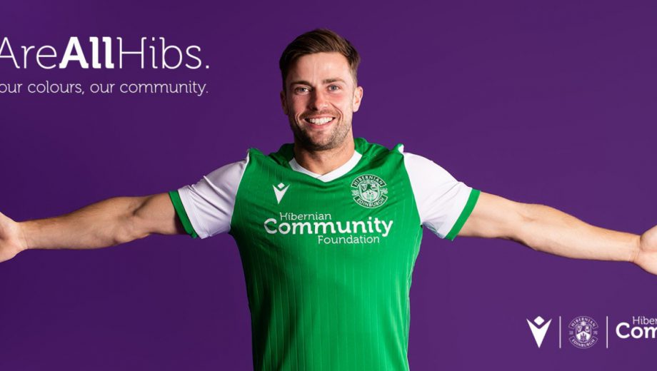 Hibernian new kits header