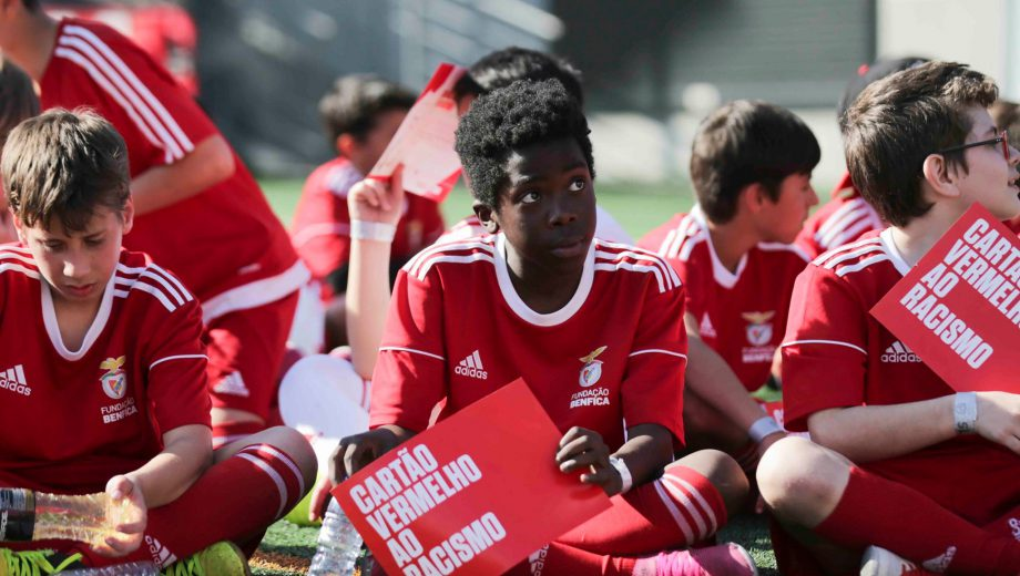 Show Racism the Red Card - EFDN International Programme